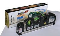 Уровень лазерный с рулеткой LevelPR10