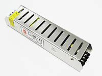 Блок живлення негерм 220VAC 12VDC 5A Slim, фото 1