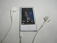 Apple iPod Nano 7gen 16Gb silver Б/У, фото 1
