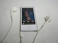 Apple iPod Nano 7gen 16Gb silver Б/У