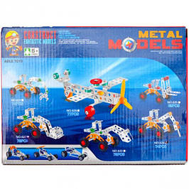 Конструкторы металл