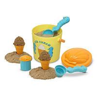 Melissa and Doug MD6433 Набор для приготовления песочного мороженого