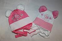 Детская шапочка для девочки