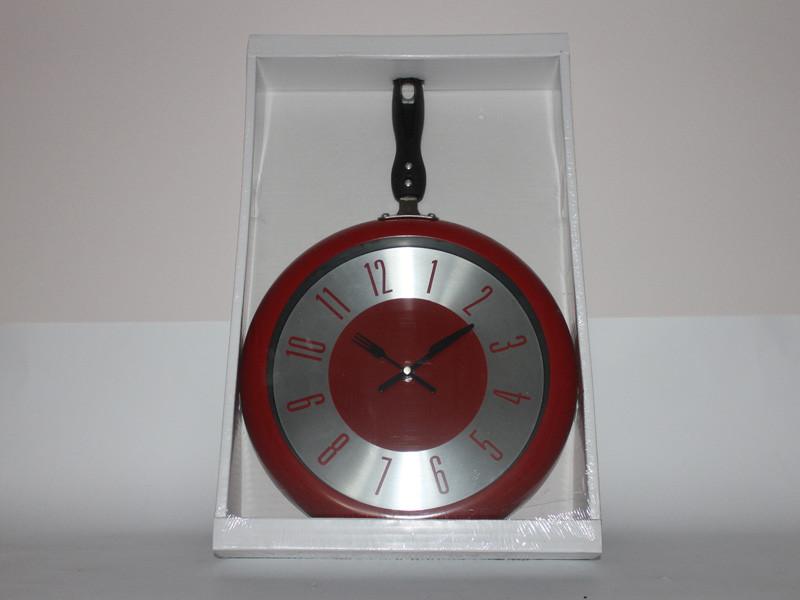 Часы Сковородка большая