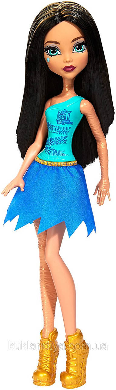 Кукла Monster High Клео де Нил - Болельщица