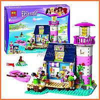 "Конструктор Bela Friends 10540 ""Маяк в Хартлейке"" (аналог LEGO Friends 41094), 478 дет."