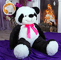 Плюшевый мишка Панда с ленточкой, размер 120 см