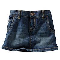 Детская джинсовая юбка для девочки OshKosh B'gosh ОшКош