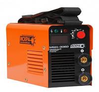 Сварочный инвертор Искра MMA 306DK (Дисплей, Кейс)