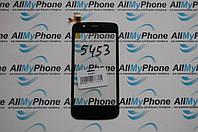 Сенсорный экран для мобильного телефона Prestigio MultiPhone PAP 5453 Duo черный