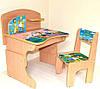 Детская парта для школьника Симпсоны 0148