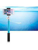 Селфи-монопод Baseus Apphome Selfie Stick Crystal Series Bluetooth, фото 1