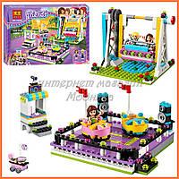"""Конструктор Bela 10560 (аналог Lego) """"Парк развлечений"""", 429 дет."""