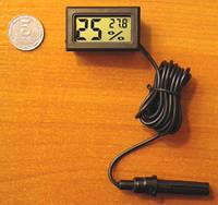 Гигрометр-термометр THD-1 с выносным датчиком