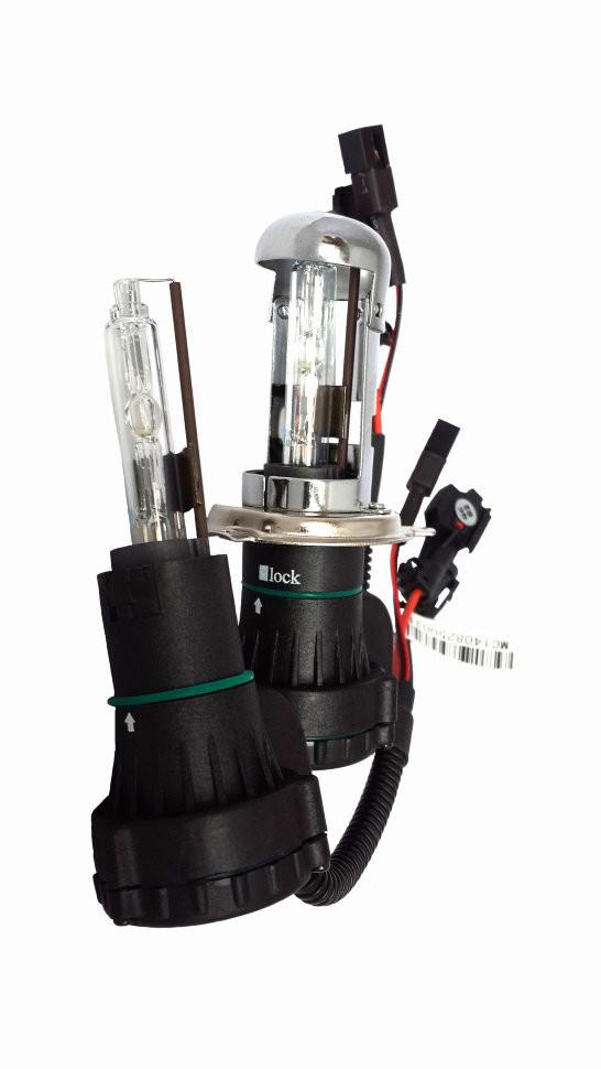 Биксеноновая лампа Guarand Н4