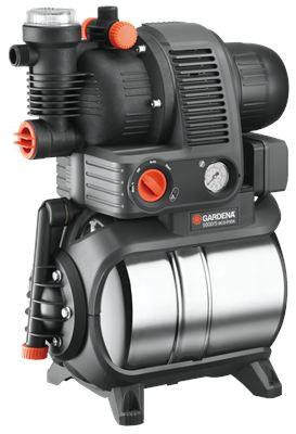 Насосная станция Gardena 5000/5 eco Premium inox