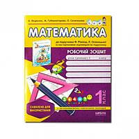 Робочий зошит «Математика» 1 клас до під… (арт.291948)