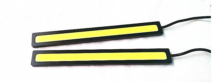 Ультратонкие ходовые огни COB 100led