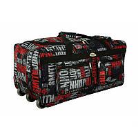 Дорожная сумка на колесах RGL A2 110 л kolor 1
