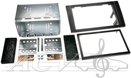Рамка переходная 381320-12 (kit) Audi А4 (Symphony Radio c 2002>) 2 Din