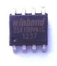 Микросхема Winbond W25X10BVNIG для ноутбука