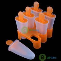 Форма для мороженного Plombir orange (оранжевый)