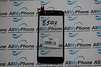 Сенсорный экран для мобильного телефона Prestigio MultiPhone PAP 5504 Черный
