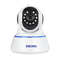 Внутренняя IP камера ESCAM QF002 White белая оригинал Гарантия!