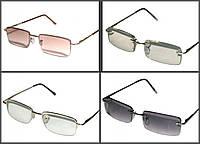Очки для зрения в металлической оправе с диоптриями Sweet