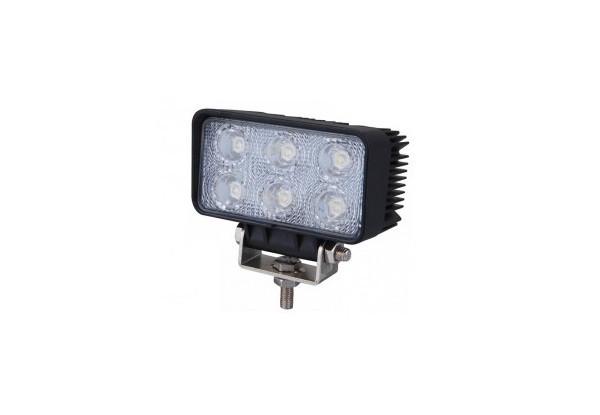 LED фара 18W 1100Lm