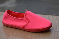 Женкие слипоны красные, фото 1