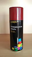 Краска вишневая, бордовая (RAL 3005) для подкраски профнастила и металлочерепицы (RAL 3005)