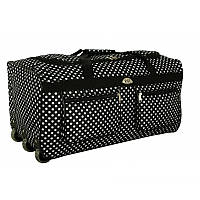 Дорожная сумка на колесах RGL A2 110 л kolor 2