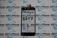 Сенсорный экран для мобильного телефона Prestigio MultiPhone PAP 5507 Duo черный