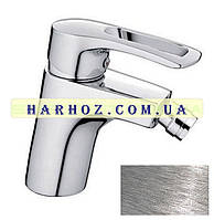Смеситель для биде Haiba (Хайба) Hansberg stainless steel 002