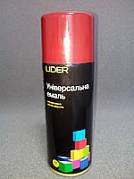 Краска красная, темно красная RAL 3011 для подкраски профнастила и металлочерепицы RAL 3011