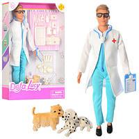 Кукла Кен доктор ветеринар Barbi Defa 8346B