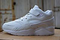 Кроссовки Nike Air Huarache найк хуарачи white белые