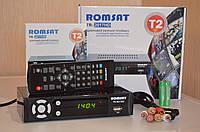 DVB-T2 Тюнер (ресивер) Т2 Romsat TR-2017HD