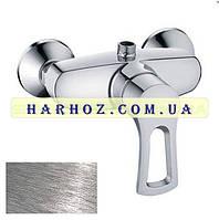 Смеситель для душ-кабины Haiba (Хайба) Hansberg stainless steel 003