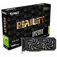 Видеокарта PALIT GeForce GTX1070 8192Mb Dual (NE51070015P2-1043D)
