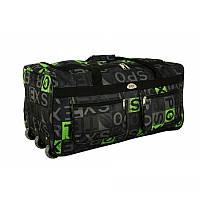 Дорожная сумка на колесах RGL A2 110 л kolor 8