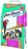 Pets Dream universal 7л-древесный гигиенический наполнитель