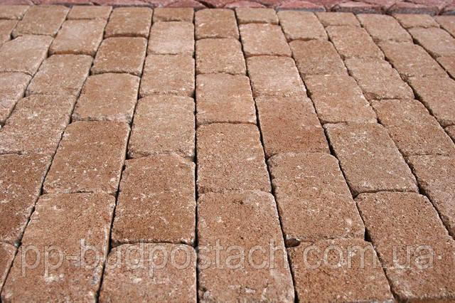Тротуарна плитка Креатив Антик Золотий мандарин