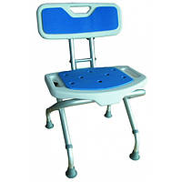Крісло доладне для душу Herdegen BLUE