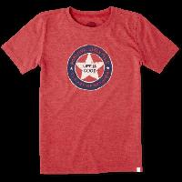 Детская футболка для мальчиков Life Is Good Boys Positive Lifestyle Cool Tee