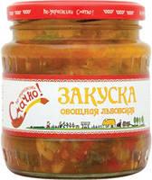 Закуска овочева Львівська