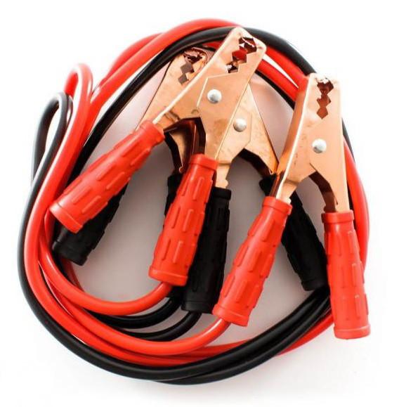 Провода для прикуривания Elegant PLUS 103 325, 2,5м 300A