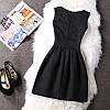 Женское жаккардовое платье, 2 цвета. Ф-5-0317, фото 3