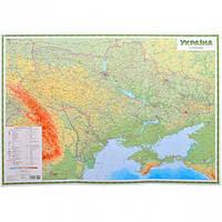 Украина.   З/г карта м-б 1  : 1,5 мил.  … (арт.1551)